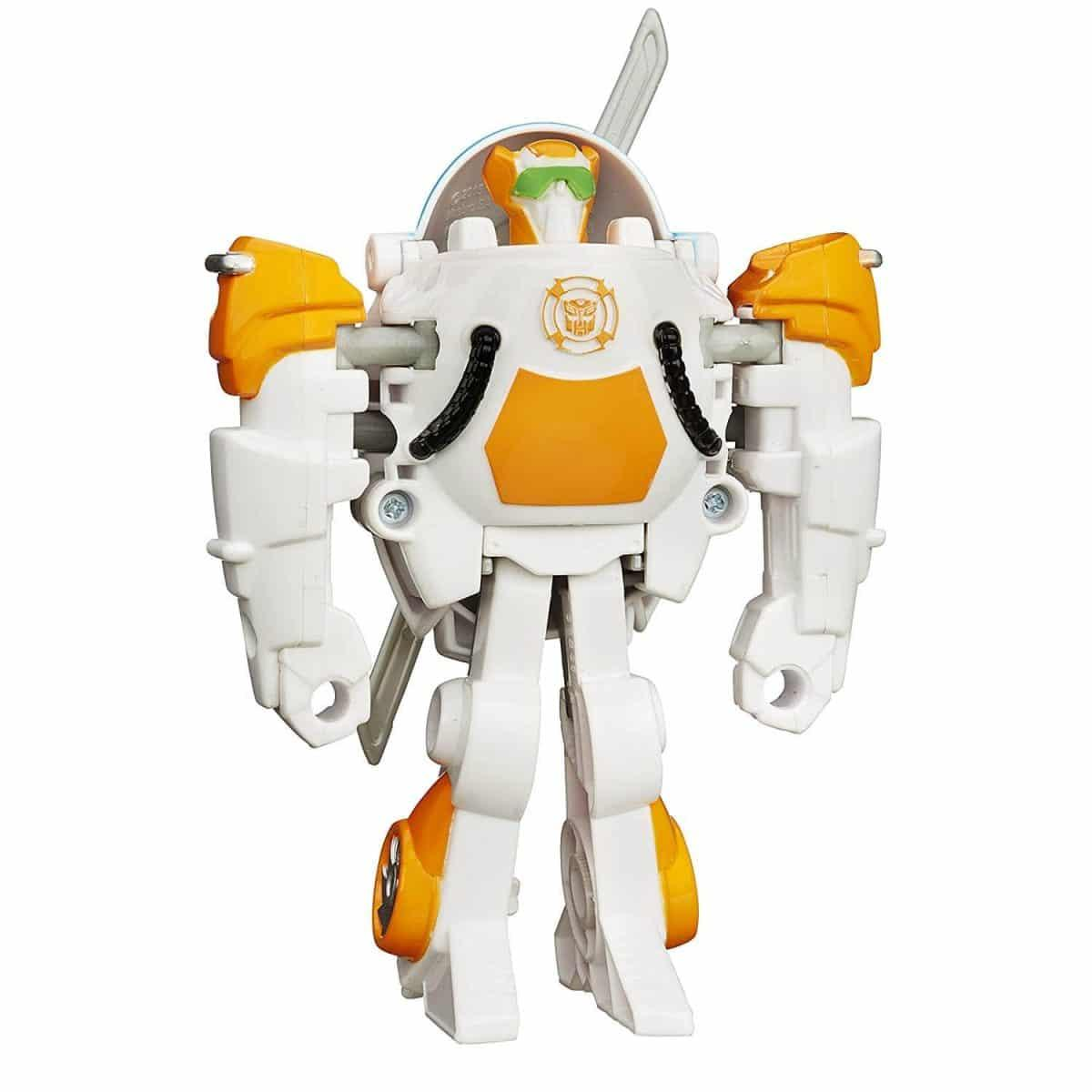 Playschool Heros Transformers Rescue Bots Rescan Blades Action Figure