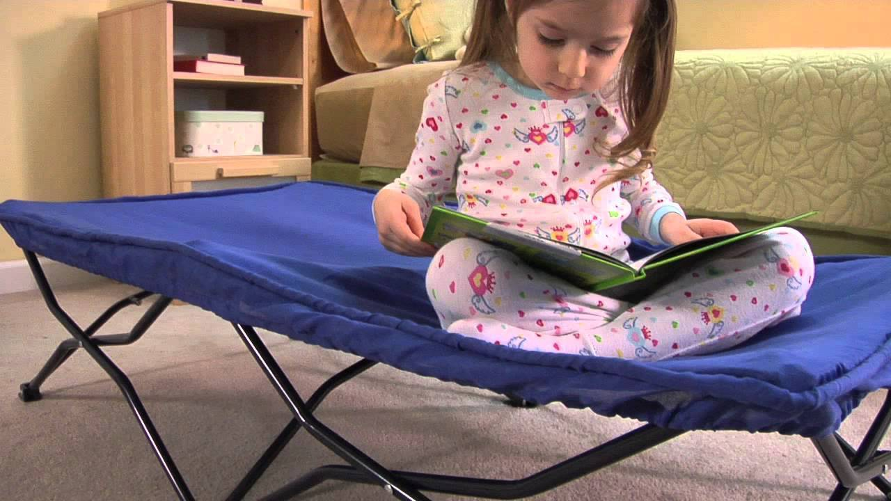 Regalo My Cot Portable Travel Bed Review