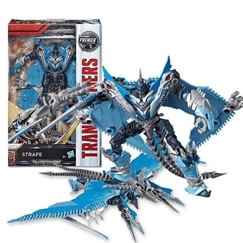 The Last Knight Premier Edition Deluxe Strafe