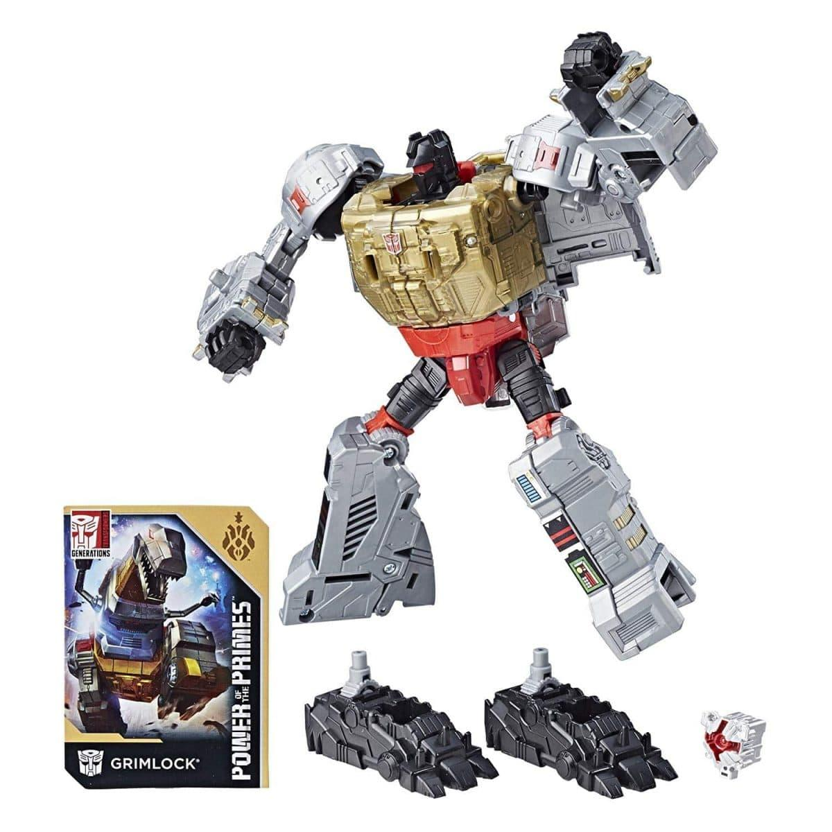 The Primes Voyager Class Grimlock