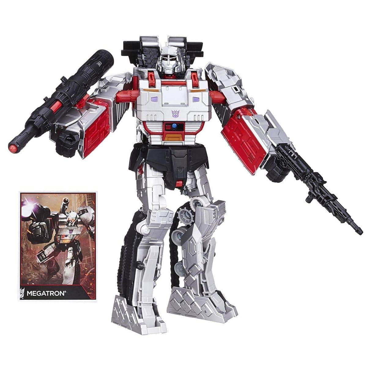 Transformers Generations Combiner Wars – Megatron Figure
