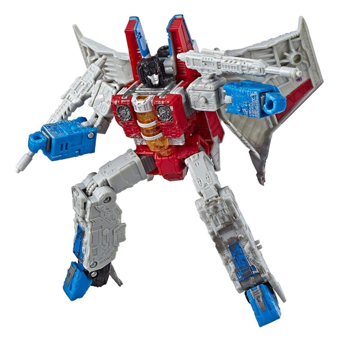 Transformers: Wfc-S24 Starscream Action Figure- Siege Chapter