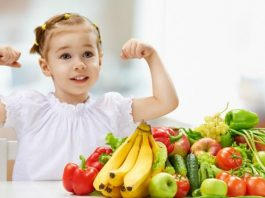 foods for immunity in kids