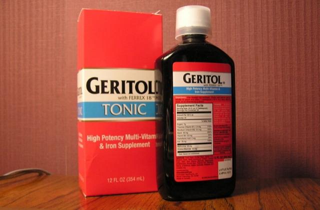 geritol and pregnancy