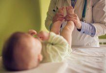 moro reflex in babies