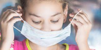 Children affected by coronavirus