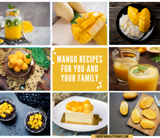 Mango recipes for you and your family