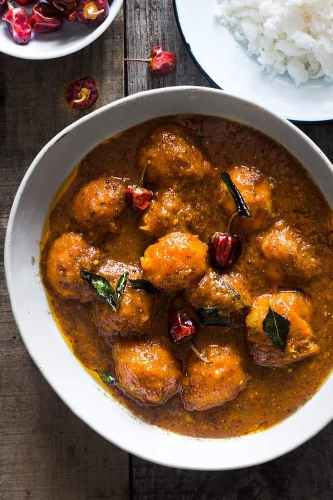 Mangalorean Mango Curry