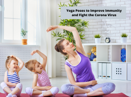 Yoga Poses to Improve Immunity and Fight the Corona Virus
