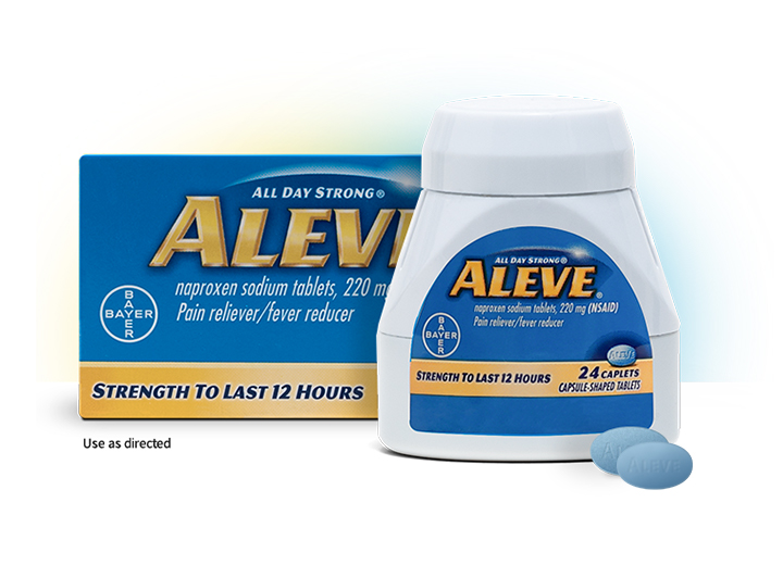 aleve during pregnancy