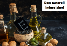 Castor oil for labor