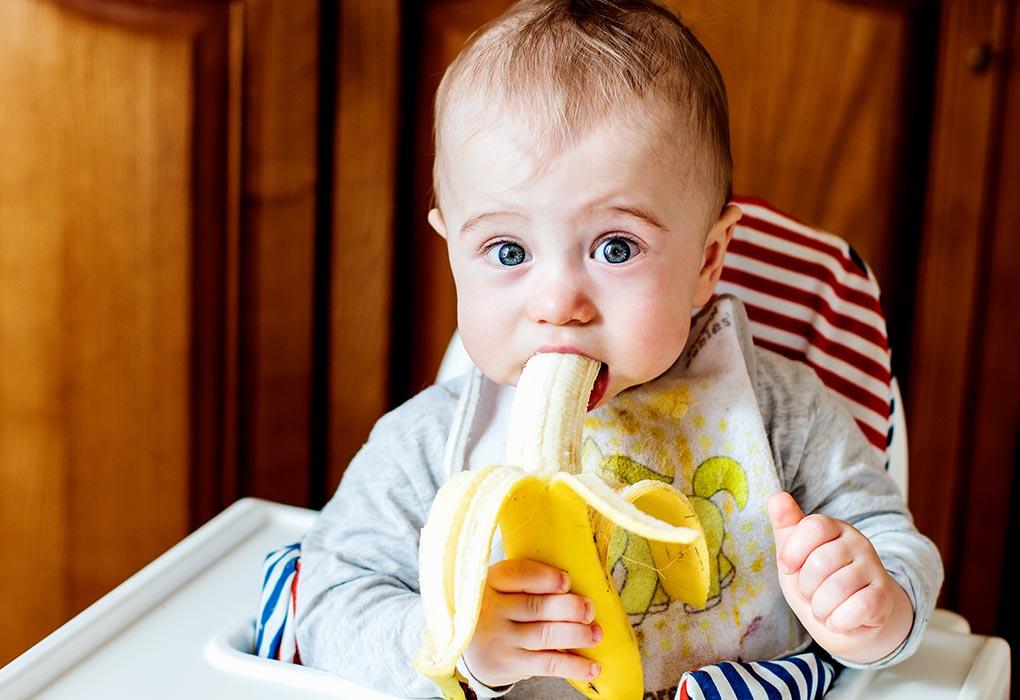 banana allergy in children