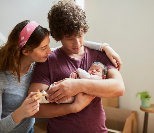 checklist for new parents