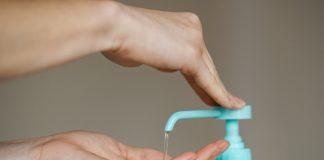 how to make hand sanitizer gel
