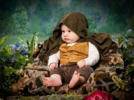 lord of the rings names for baby