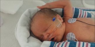 Baby Born At 32 Weeks