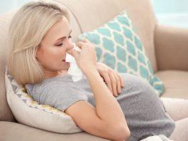 pregnancy rhinitis symptoms