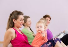 postnatal exercise benefits