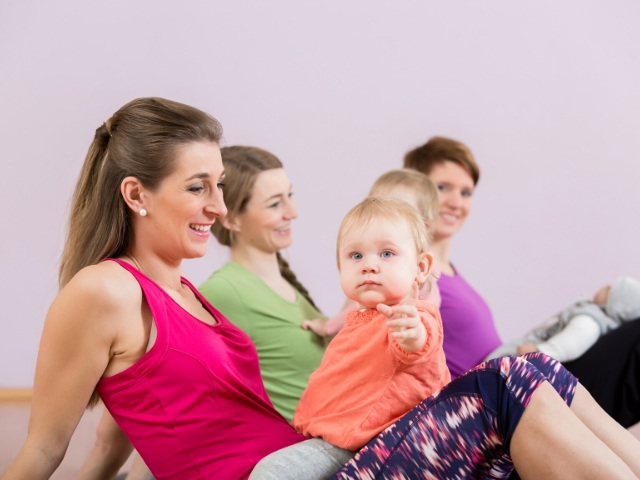 postnatal exercise benefits