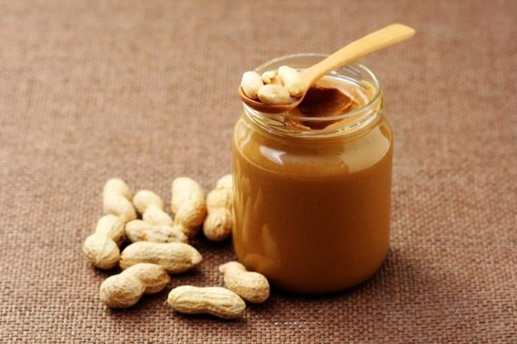 peanut and peanut butter