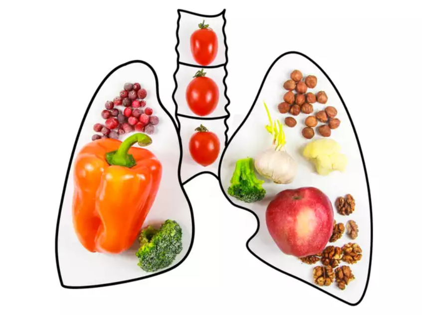 foods for lung health