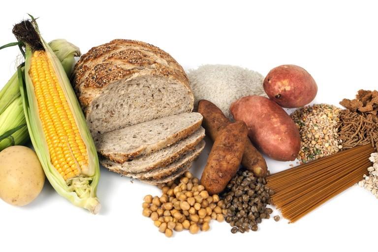 fibrous food