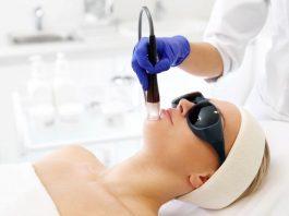 laser treatment for dry skin