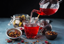 postpartum tea benefits