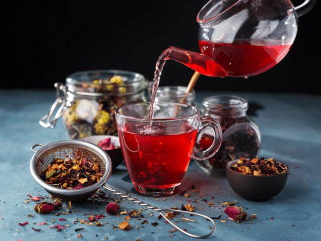 postpartum tea benefits