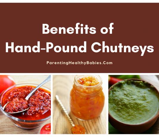 hand pound chutneys