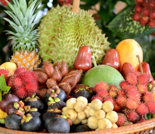 chinese fruits