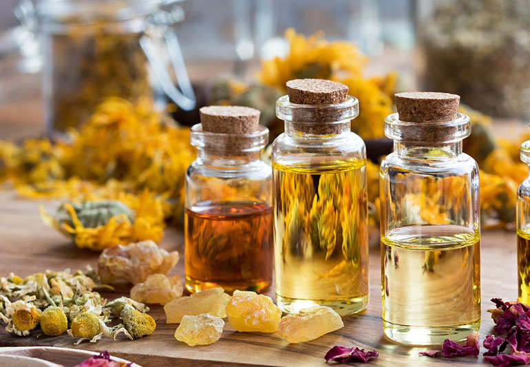oils for healthy breasts