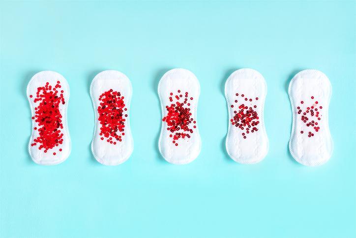 postpartum blood clots